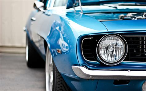 Chevrolet, Chevrolet Camaro Ss, 1969 Chevrolet Camaro Ss