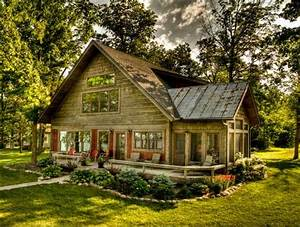 18, Formidable, Rustic, Homes, That, Will, Make, You, Jealous, Of, The, Owners