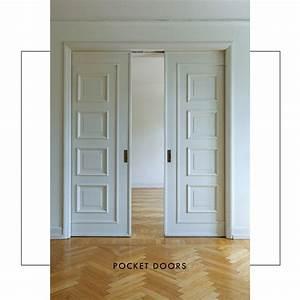 Houseplans // Pocket Doors Holtwood Hipster