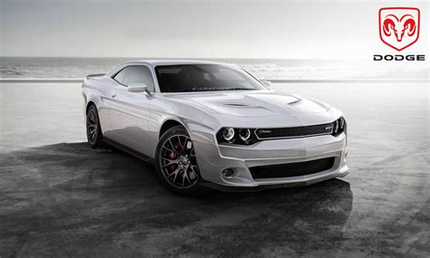 2017 Dodge Challenger To Remain Redesigned To Formulate