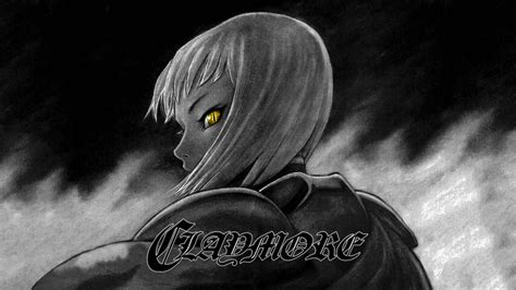Claymore Anime Wallpaper - claymore wallpaper by oboxpoh hd wallpaper and