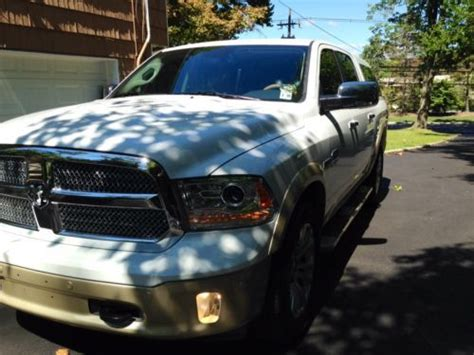 Buy Used 2014 Dodge Ram 1500 Longhorn Ecodiesel Crew Cab