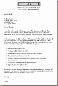Best Free Cover Letter Examples SampleBusinessResume