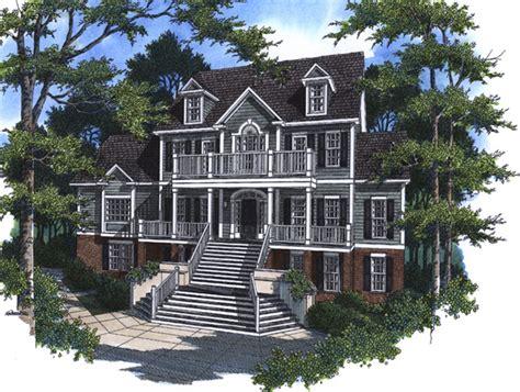southern plantation house plans prindable plantation home plan 052d 0085 house plans and more