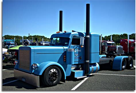 Custom Semi Truck Wallpapers by Peterbilt Truck 359 Custom Tractor Semi Rigs Rig Wallpaper