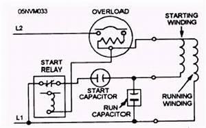 single phase capacitor start run motor wiring diagram With motor capacitor wiring diagram moreover ge wiring diagram further