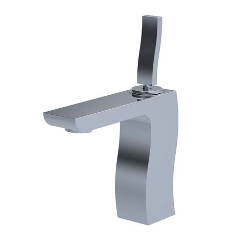 bathrooms with mirrors fluid viola single lever lavatory tap free shipping 12001