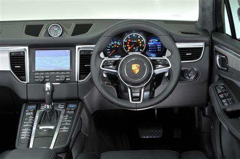 Porsche Macan Review (2017) Autocar