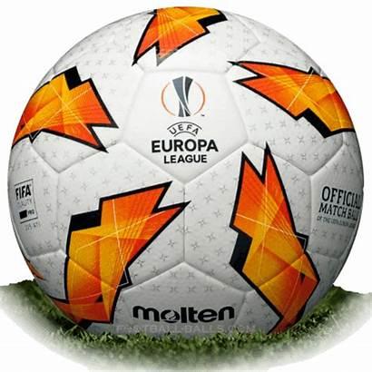 League Europa Uefa Ball Champions Match Official