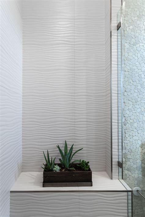 pin  kayla fuller  master bath white bathroom tiles
