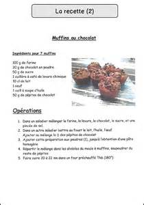 ustensils de cuisine la recette mimiclass