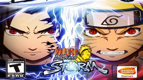The First Naruto Game! 【ps3】 Naruto Ultimate Ninja Storm
