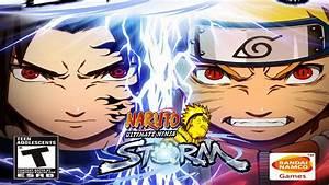 The First Naruto Game U3010ps3u3011 Naruto Ultimate Ninja Storm