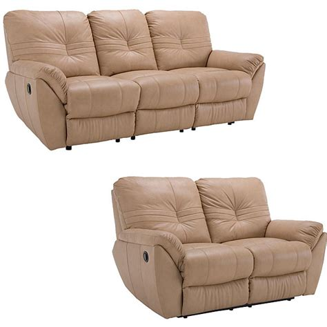 beige leather sofa and loveseat dakota beige reclining leather sofa and leather loveseat