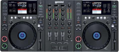 console gemini gemini cdmp 7000 all in one media console beyond sound