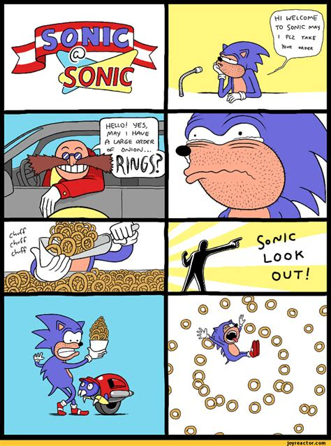 cuisine humour sonic duelinganalogs sonic fast food food meal