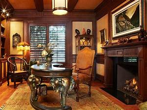 » Most Beautiful Home Office Interiors