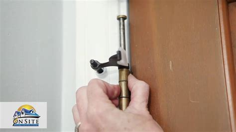 hinge pin door stop how to install a hinge pin door stop