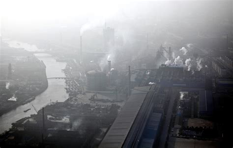 chinese childs lung cancer  linked  pollution