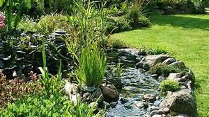 Kleiner Bachlauf Garten : mit wasser den traumgarten gestalten ratgeber ~ Michelbontemps.com Haus und Dekorationen