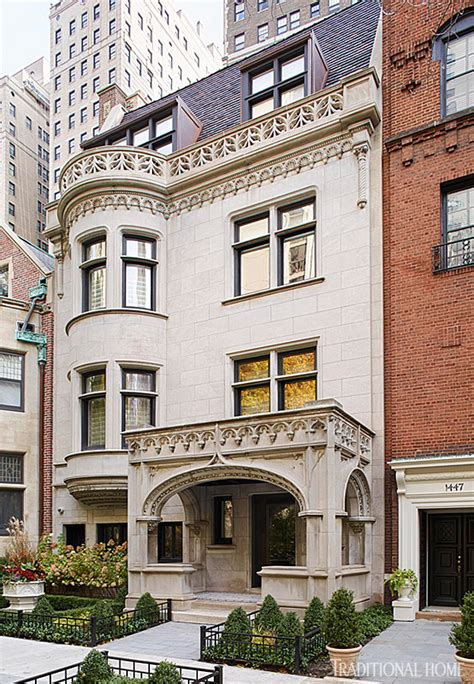Before And After Updated Chicago Row House  Traditional Home