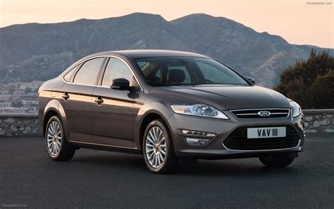 ford mondeo 2010 ford mondeo 2011 widescreen car wallpaper 03 of 16
