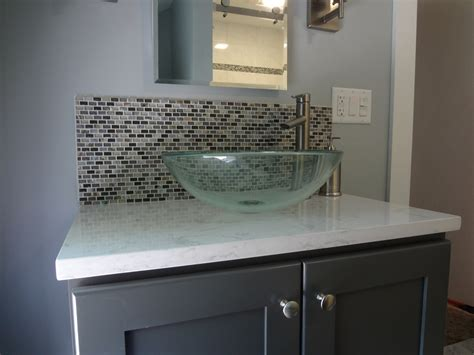 Bathroom Vanity Tops Rochester Ny by Beautiful Bathroom Transformed By D Angelo S Greece Ny