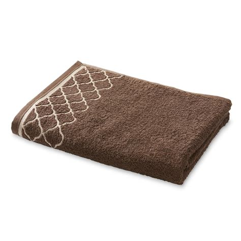 sears bath rugs and towels cannon decorative towel trellis home bed bath