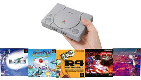 playstation classic list