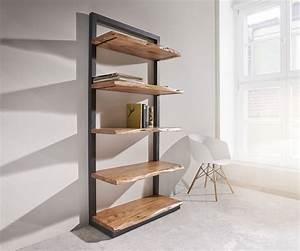 Bücherregal Metall Holz : metall regal preisvergleich die besten angebote online kaufen ~ Sanjose-hotels-ca.com Haus und Dekorationen