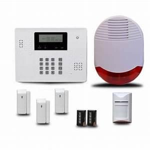 Alarme Maison Telesurveillance : trouver le bon syst me d 39 alarme adapt vos besoins ~ Premium-room.com Idées de Décoration