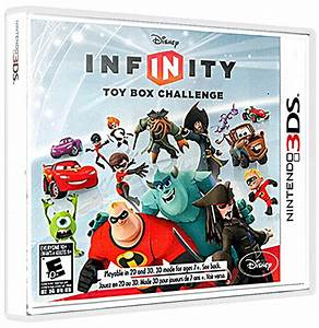 Disney Infinity Toy Box Challenge Details - LaunchBox ...