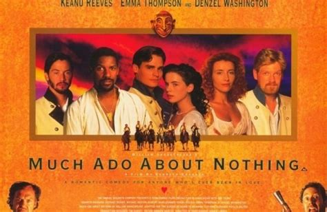 much ado about nothing modern adaptation much ado about nothing experience the vibrating intelligence and palpable energy of branagh s