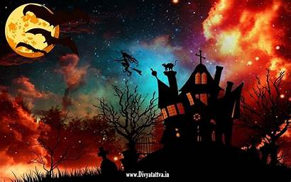 Halloween Scary Wallpapers Desktop Spooky Background Backgrounds