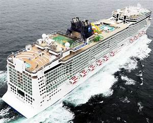 Norwegian Epic Itinerary Schedule Current Position
