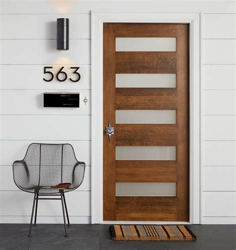 samba prehung exterior door entrance doors modern