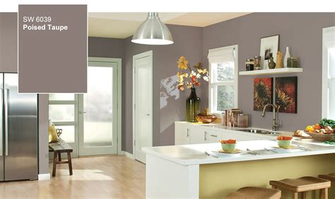 poised taupe sw 6039 the 2017 sherwin williams color of