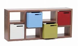Cube De Rangement : cube de rangement en bois pour bilbioth que berlin coloris au choix ~ Teatrodelosmanantiales.com Idées de Décoration