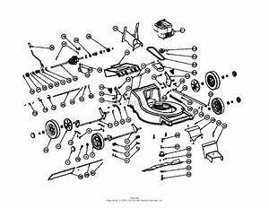 Dr Power Dr Sp22 2014 Self Propelled Lawn Mower Parts Diagram For Main Mower