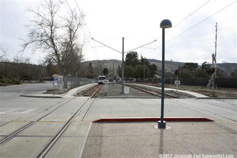 Santa Light Rail by Santa Teresa Vta Light Rail Alum Rock Santa Teresa