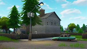 All Fortnite Streetlight Spotlights Locations Where To
