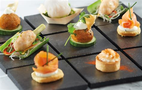canapes finger food about innofoods innovative food solutions