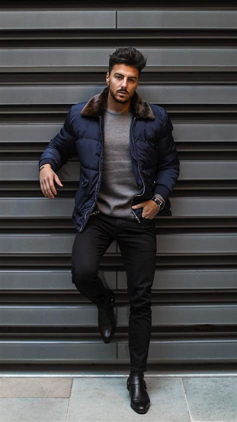 5 dapper winter outfits for men lifestyle by ps