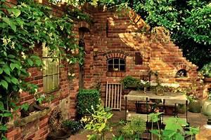 garten steinmauer selber bauen trockenmauer selber bauen With feuerstelle garten mit balkon abdichten mit flüssigkunststoff