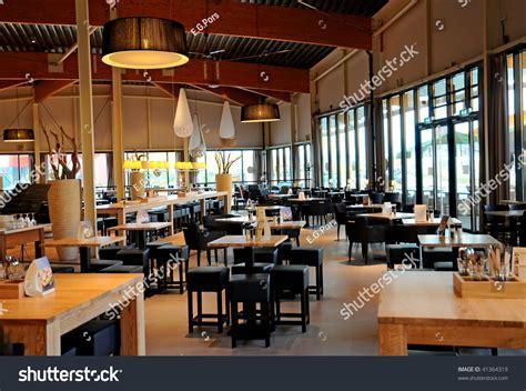 modern cafe interior stock photo  shutterstock
