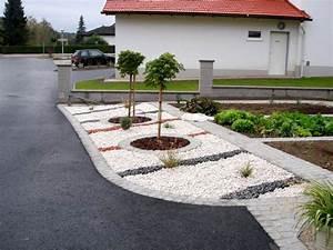 Einfahrt Mit Kies : einfahrt gestaltung einfahrt gestaltung ~ Lizthompson.info Haus und Dekorationen