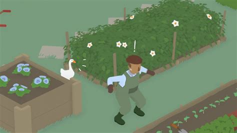 untitled goose game pre alpha gameplay
