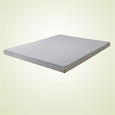 4 inch mattress topper olee sleep 4 inch memory foam mattress topper 5 best