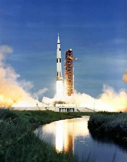 Apollo Saturn Launch Space Nasa Saturno Gpn
