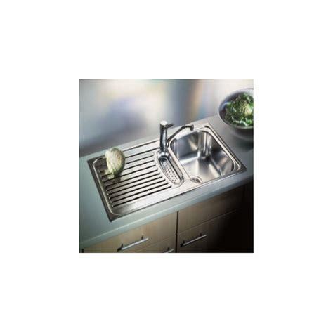 Evier De Cuisine En Inox Blanco Inox Tipo 5 S, Meuble 50 Cm